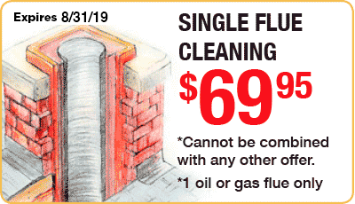 69.95 Single Flue Cleaning Coupon